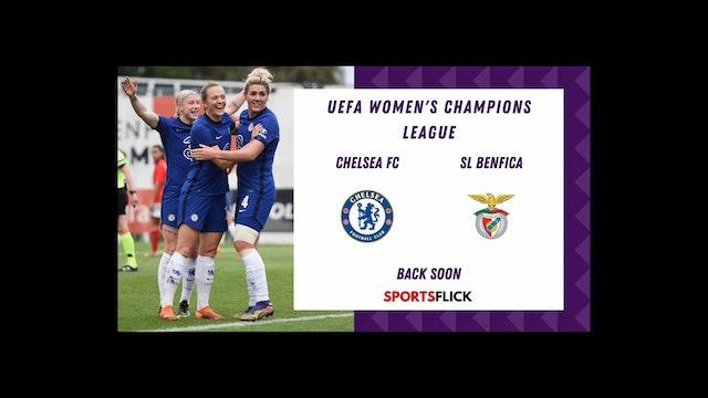 Chelsea - Benfica   UWCL