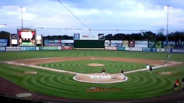 Atlantic League Championship - Game 2...