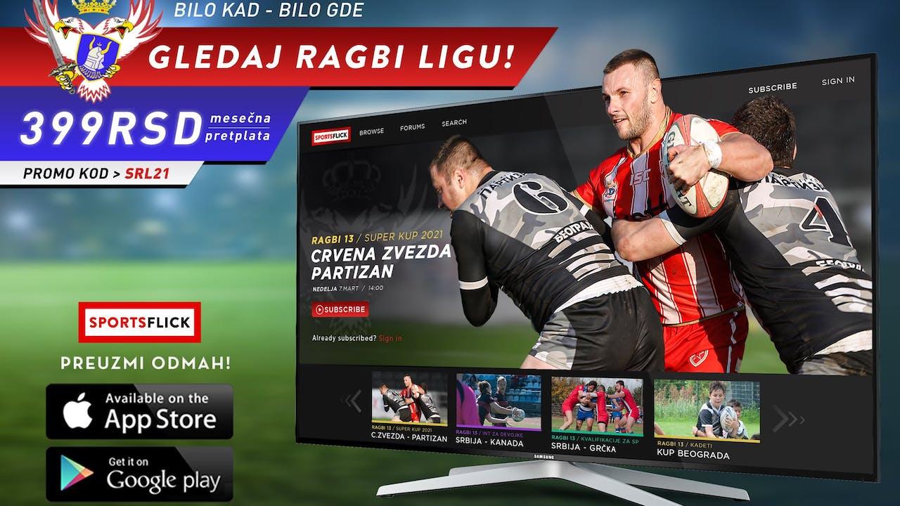 Serbian Rugby League 2021
