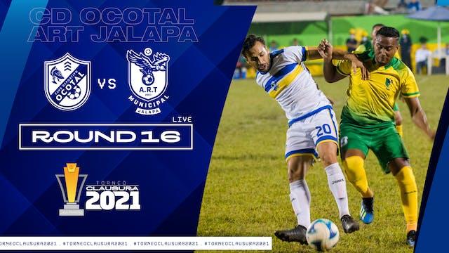ESP | Liga Primera R16: CD Ocotal vs ...