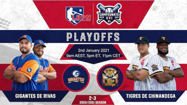 Tigres vs Gigantes