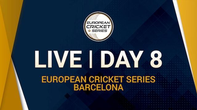 European Cricket Series Barcelona - Day 8 - Part 3