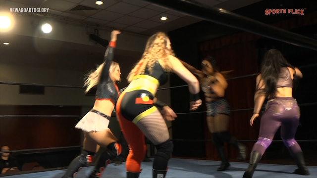 Future Wrestling Australia - Road To Glory