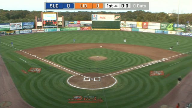 Skeeters at Ducks - Atlantic League C...