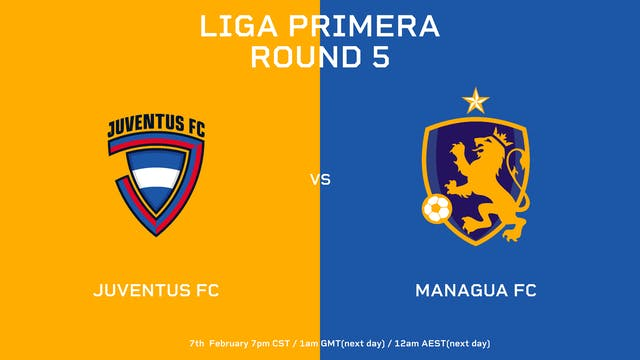 Liga Primera R5: Juventus FC vs Manag...