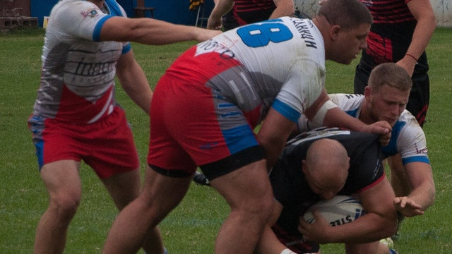 Serbia vs Canada International Rugby League Test (Men's)