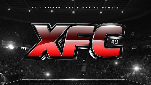XFC 49 | Queen of the Cage
