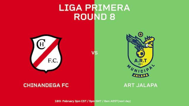 ESP | Liga Primera R8: Chinandega FC ...
