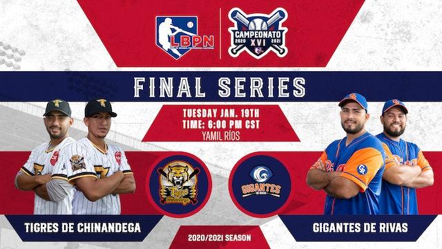 LBPN Finals - Tigres vs Gigantes - Game 6