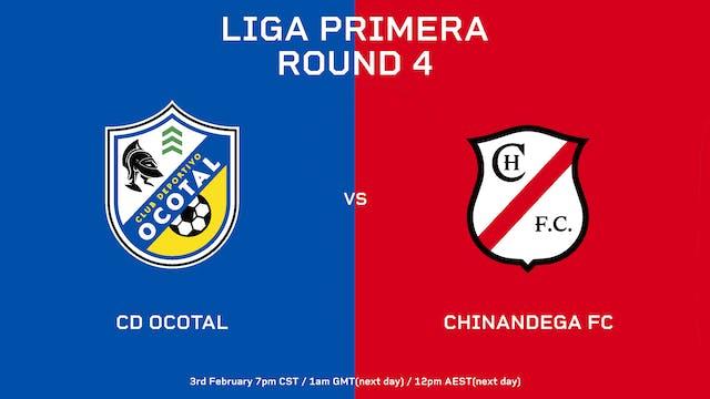 ESP | Liga Primera R4: CD Ocotal vs C...