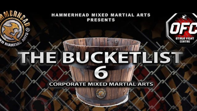 The Bucketlist 6 full event