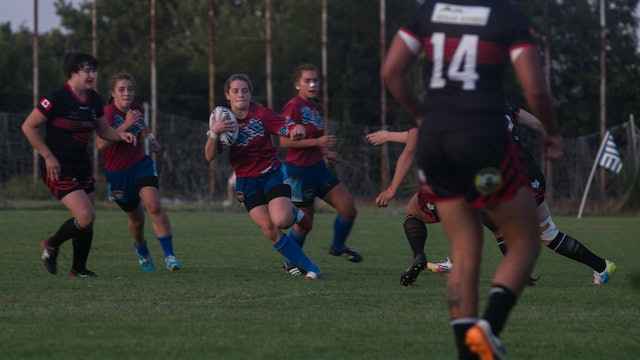 Serbia - Canada 2nd Test International Rugby League (Ladies)