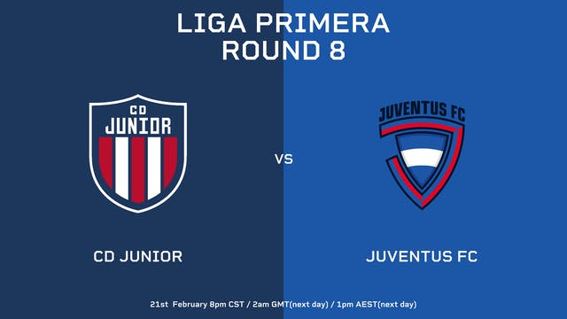 ESP | Liga Primera R9: CD Júnior vs J...