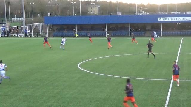 Oxford City FC vs Wealdstone