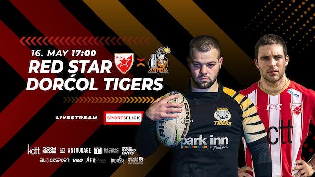 Red Star Belgrade - Dorćol Tigers