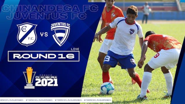 ESP | Liga Primera R16: Chinandega FC...