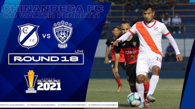 ESP | Liga Primera R18: Chinandega FC...