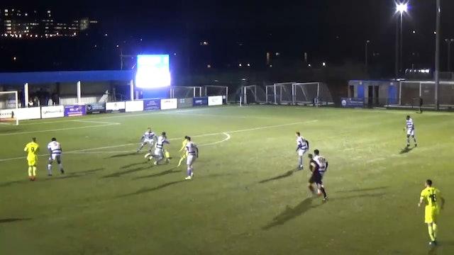 Oxford City FC vs Dorking Wanderers