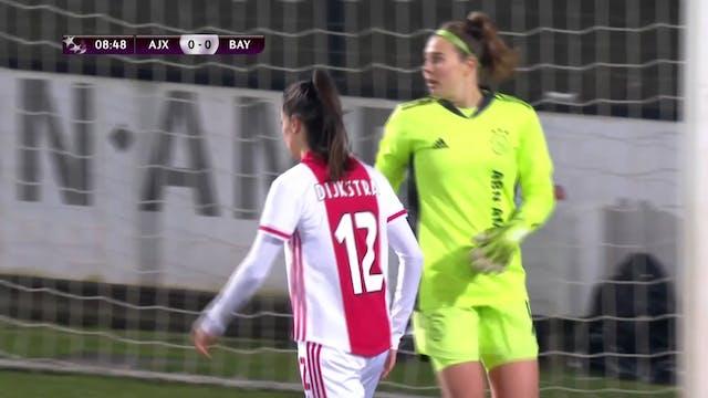 UWCL Ajax - Bayern