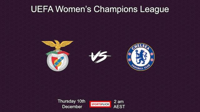 Benfica - Chelsea   UWCL