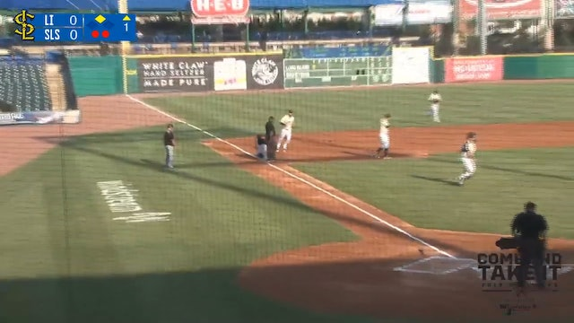 Atlantic League Championship - Game 4 v Long Island Ducks