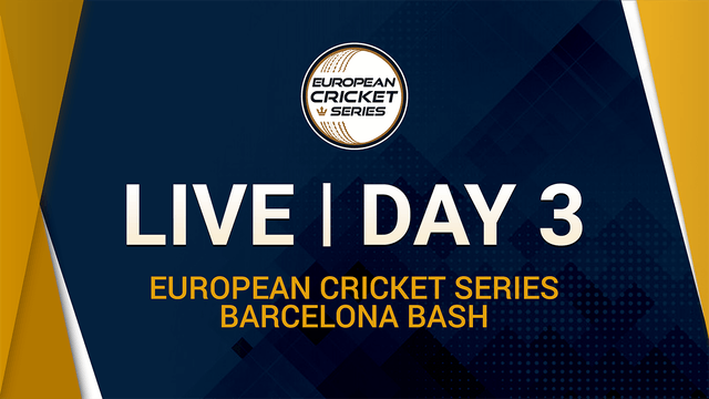 European Cricket Series - Barcelona B...