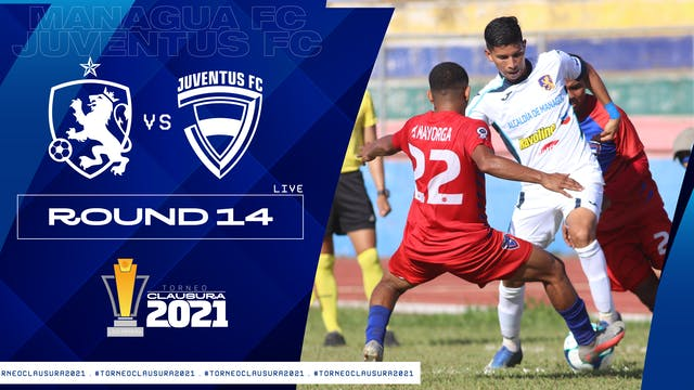 ESP | Liga Primera R14: Managua Fc vs...