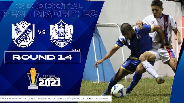 ESP | Liga Primera R14: CD Ocotal vs ...