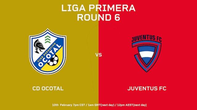 CD Ocotal vs Juventus FC   Round 6
