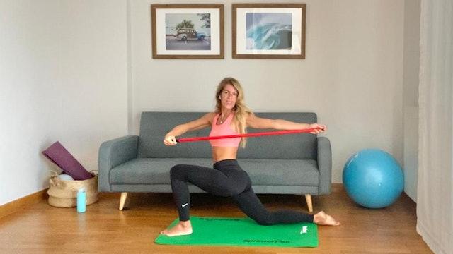 Sesión de Pilates | 50 min | Pilates con Elisa Riveres