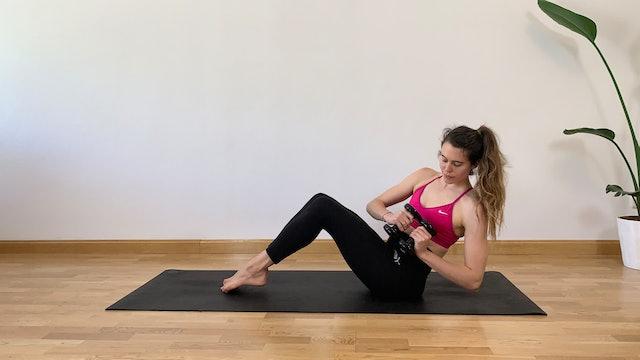 Día 10: Power Yoga Scuplt con Irene Alda