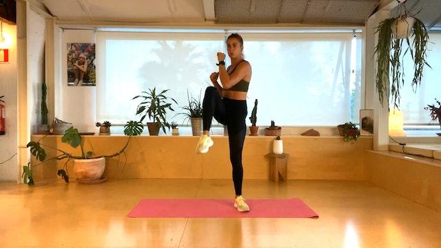 Entrenamiento Full Body NTC | 30 min | HIIT con Mireia Borrás