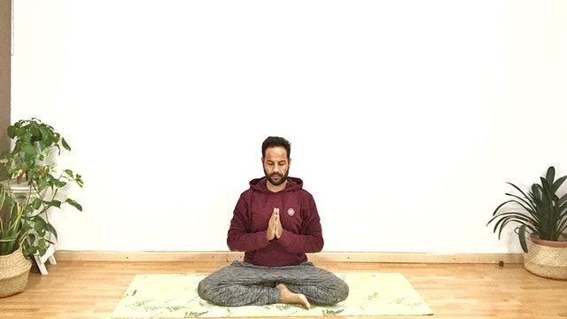 Yoga en casa | 60 min | Clase con Arjuna