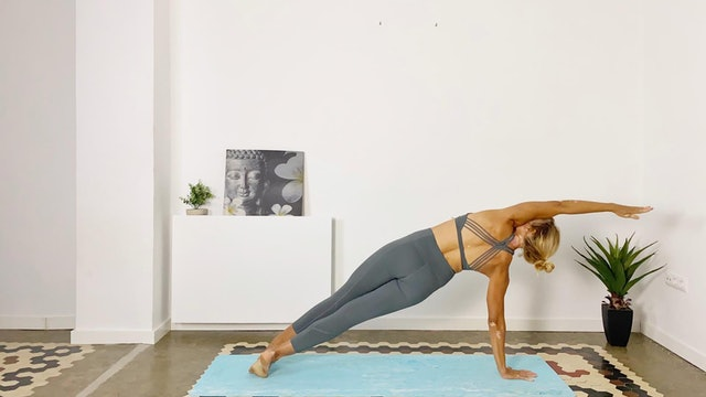 Lu. 19:00 Sesión de Yoga | 60 min | Yoga con Olga Bru