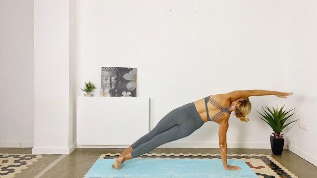 Sesión de Yoga | 60 min | Yoga con Olga Bru