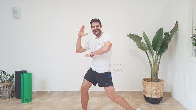 Baile deportivo | 50 mn | Baila con Andrés Braganza