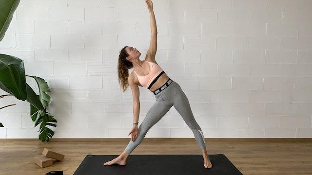 Clase de Yoga | 60 min | Yoga con Irene Alda