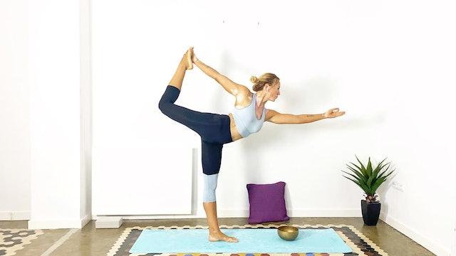 Yoga en casa | 60 min | Clase de yoga con Olga Bru
