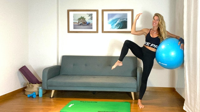 Lu. 18:00 Pilates | 50 min | Clase con Elisa Riveres