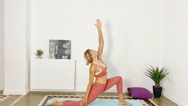 Lu. 7:00 Yoga en casa | 60 min | Clase de yoga con Olga Bru