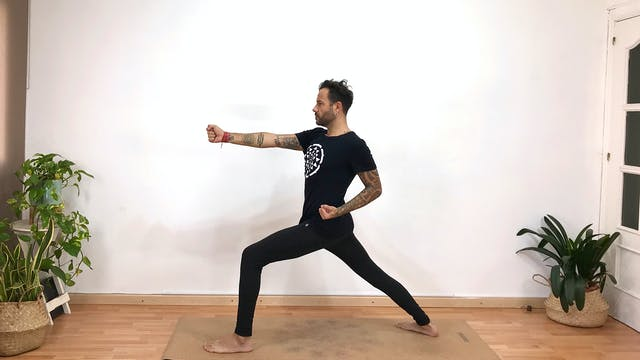 Sa. 10:00 Virayoga | 60 min | Yoga co...