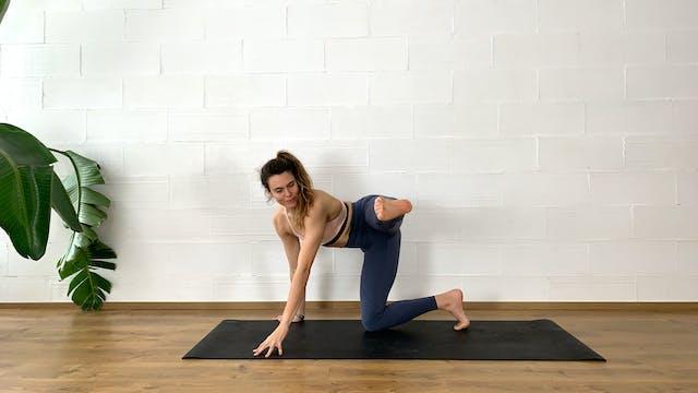 Vi. 13:30 YIIT: Yoga + HIIT | 50 min ...