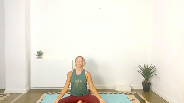 Yoga suave | 60 min | Yoga con Olga Bru