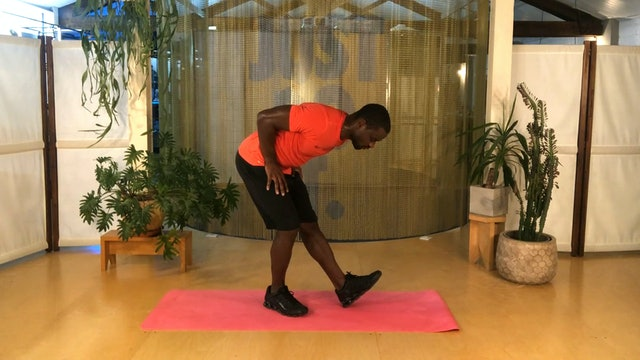 Fullbody Training | 50 min | Entrena con Jonathan Mengeli
