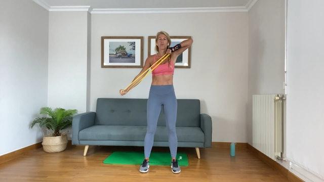Día 2: Circuito de brazos con Elisa Riveres