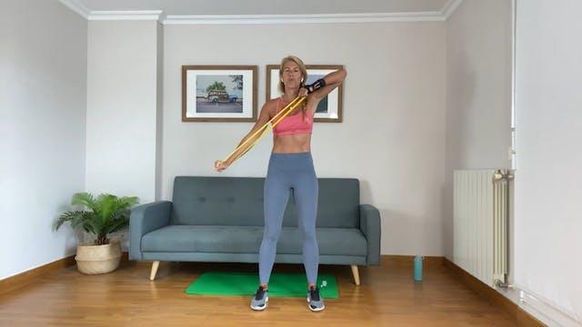 Día 2: Circuito de brazos con Elisa R...