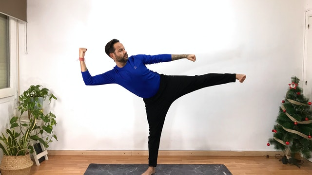 Virayoga Hiit | 60 min | Yoga con Arjuna