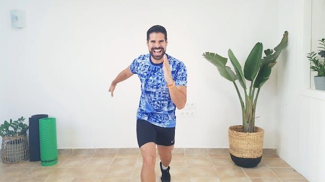 Baile deportivo | 50 mn | Baila con A...