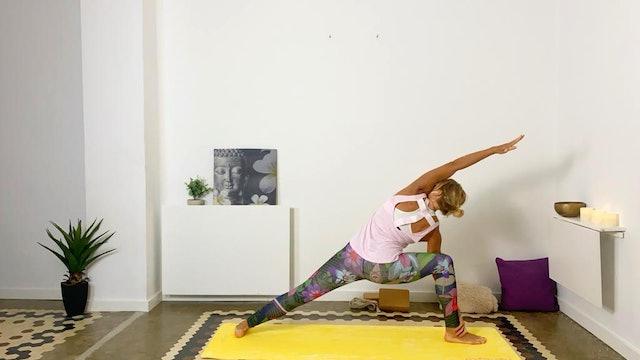 Yoga - Flexibilidad | 60 min | Yoga con Olga Bru