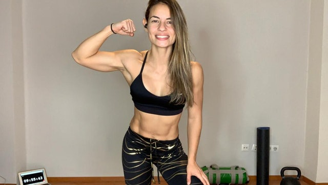 Ma. 9:00 Crosstraining Workout | 50 min | Entrena con Estefanía Gutiérrez